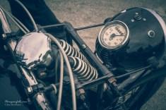 Speedometer i lykta, NSU