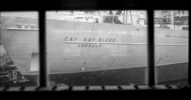 le cargo « Cap San Diego »