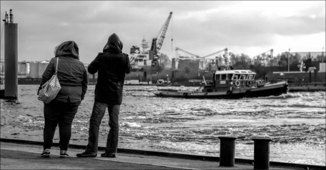 contempler le fleuve
