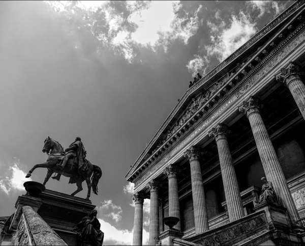 Alte Nationalgalerie. Berlin.