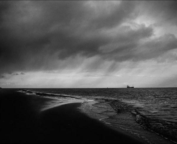 des averses s'annoncent sur la Baltique