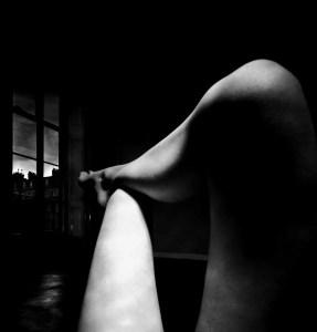 Nude, Belgravia, London, 1951. © Bill BRANDT.