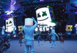 Marshmello Fortnite, Fortnite Concert, Marshmello, EDM, Gaming Concerts, Gaming Events
