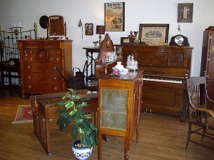 what can I do with antique furniture