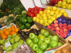 Website Covers Safe Fruits and Vegetables