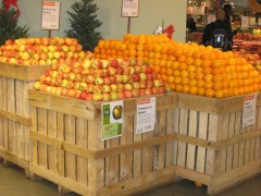 Apples Move into 3rd Place Among Fresh Fruit Sales