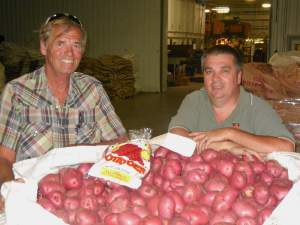 Chuck & Randy Boushey, A&L Potato