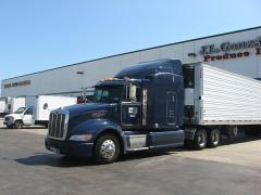 Recorder Verifies Load Temperatures for Refrigerated Haulers