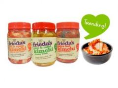 Fermented Foods Such as Kimchi Gain Popularity