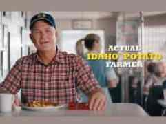 Two New Television Commercials Feature the Big Idaho Potato Truck