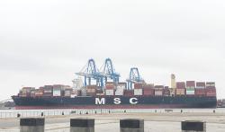 Philadelphia Port Adds 2 Super Cranes to Accommodate Growth