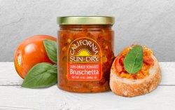 California Sun Dry Introduces Sun-Dried Tomato Bruschetta