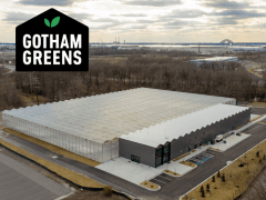 Gotham Greens Opens Greenhouse in Baltimore