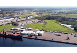 Port Manatee Project Adds Space for Refrigerated Cargo