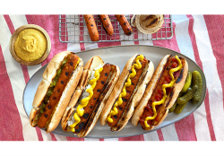 Bolthouse Introduces Carrot Dogs