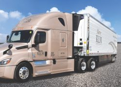 KLLM Adds 1,400 Carrier Transicold Reefer Units