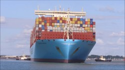 The Made in China Connection: The World's Largest Container Ships