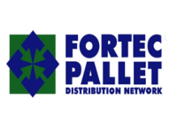 HaulTech button showing connection to the Fortec Pallet Network