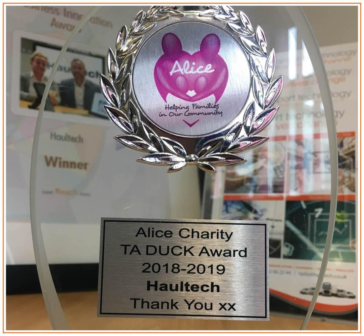 https://i0.wp.com/haultech.co.uk/wp-content/uploads/2019/04/Alice-Charity-Ta-Duck-2019-Award-Presented-to-HaulTech.jpg?fit=1200%2C1108&ssl=1