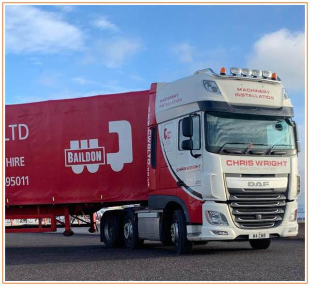 Chris Wright Baildon Fuel Up with HaulTech's Transport Software