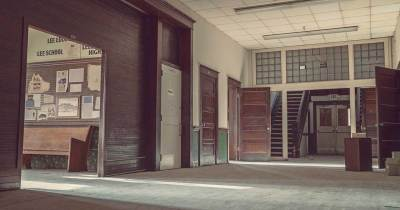 The Video of this creepy abandoned school in Florida is ...