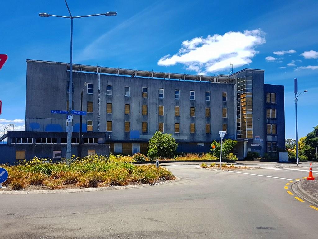 Old Napier Hospital – Napier