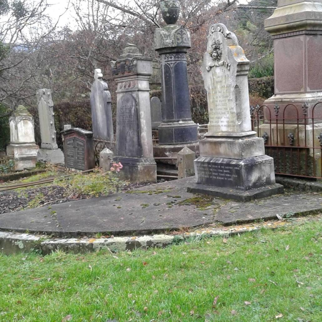 Northern Cemetery Dunedin
