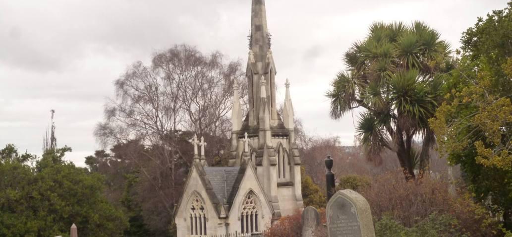 Northern Cemetery – Dunedin