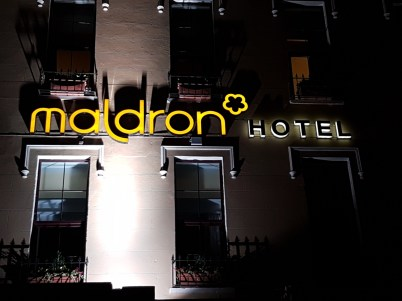 The Maldron Hotel – Cork, Ireland.