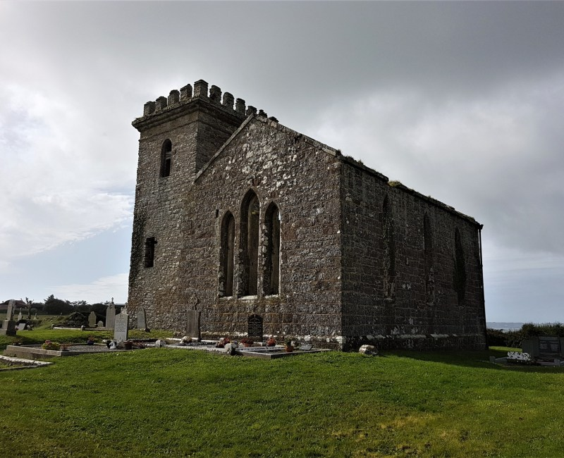 Knights Hospitaller Fortified Church – Templetown, Wexford