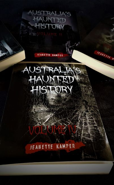 Australia's Haunted History – Books