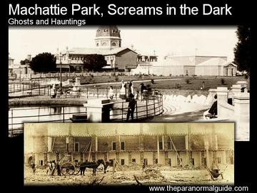 Machattie Park – Screams in the Dark