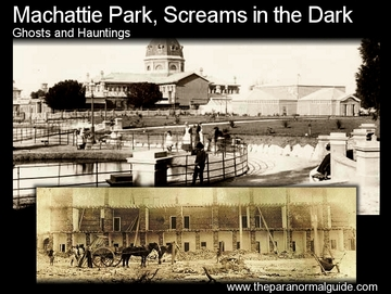 Machattie Park – Screams in the Dark