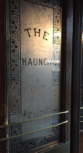The Haunch of Venison, Salisbury's oldest and most haunted pub – UK