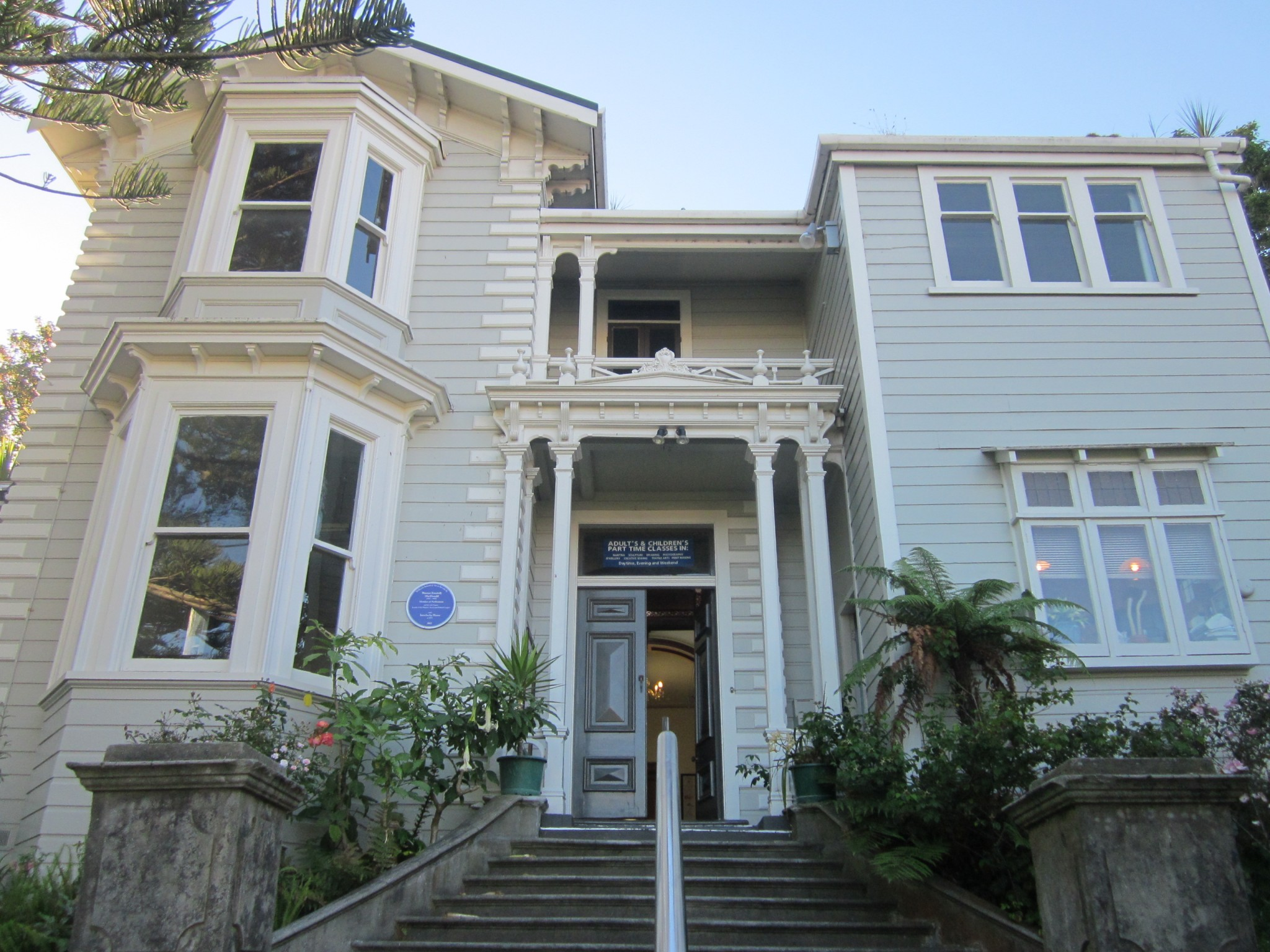 Inverlochy House - Wellington