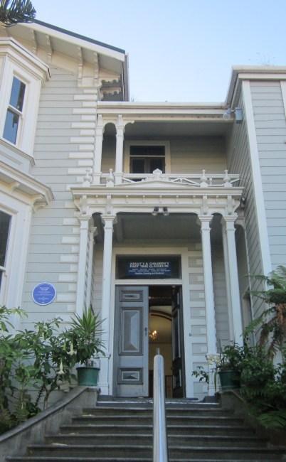 Inverlochy House – Wellington