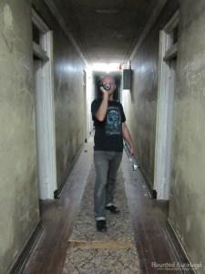 Kris investigates - Spookers, Kingseat