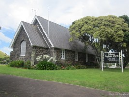 St  James Anglican Church & Cemetery - Mangere, Auckland