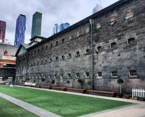 The Old Melbourne Gaol (Melbourne, VIC, Australia)