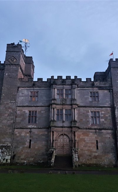 Chillingham Castle – Northumberland, UK