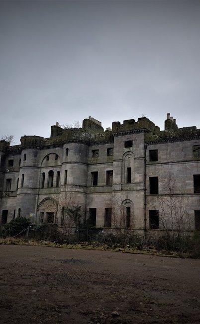 Dalquharran Castle – South Ayrshire, Scotland