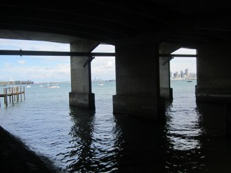 Auckland Harbour Bridge Ghost 04