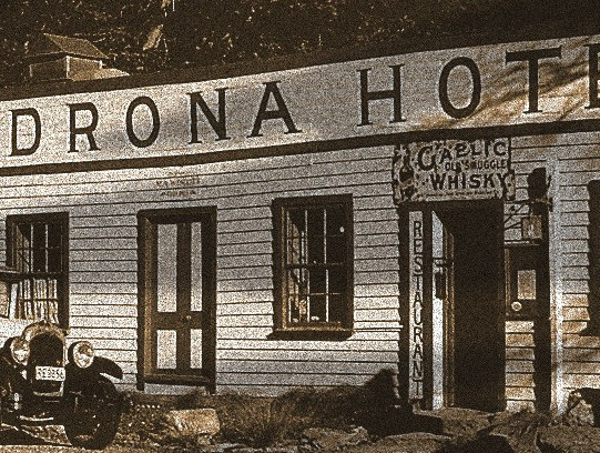 The Siren of the Cardrona Hotel