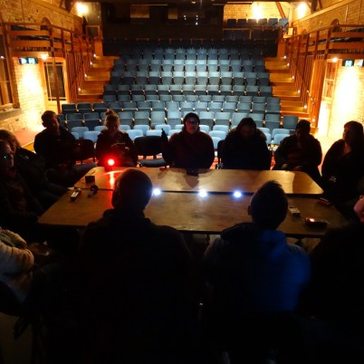 PUBLIC GHOST HUNT: The Pumphouse Theatre