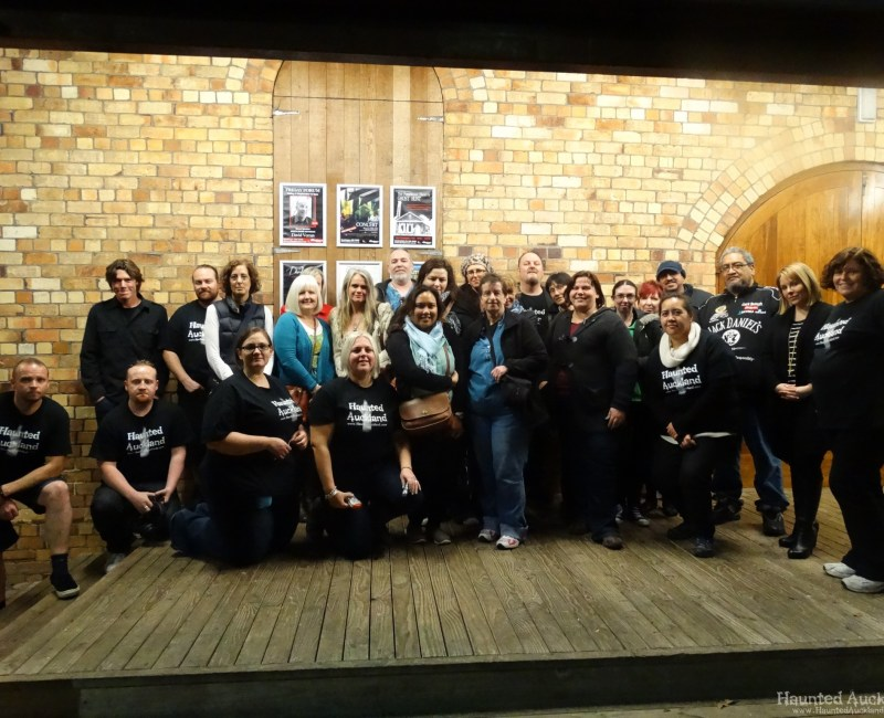 PUBLIC GHOST HUNT: The Pumphouse Theatre – Sept 7th 2014