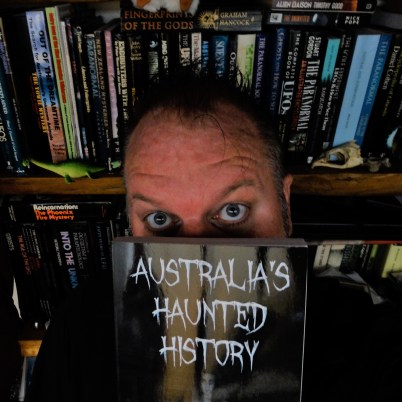 [Book] Australia's Haunted History – By Jeanette Kamper