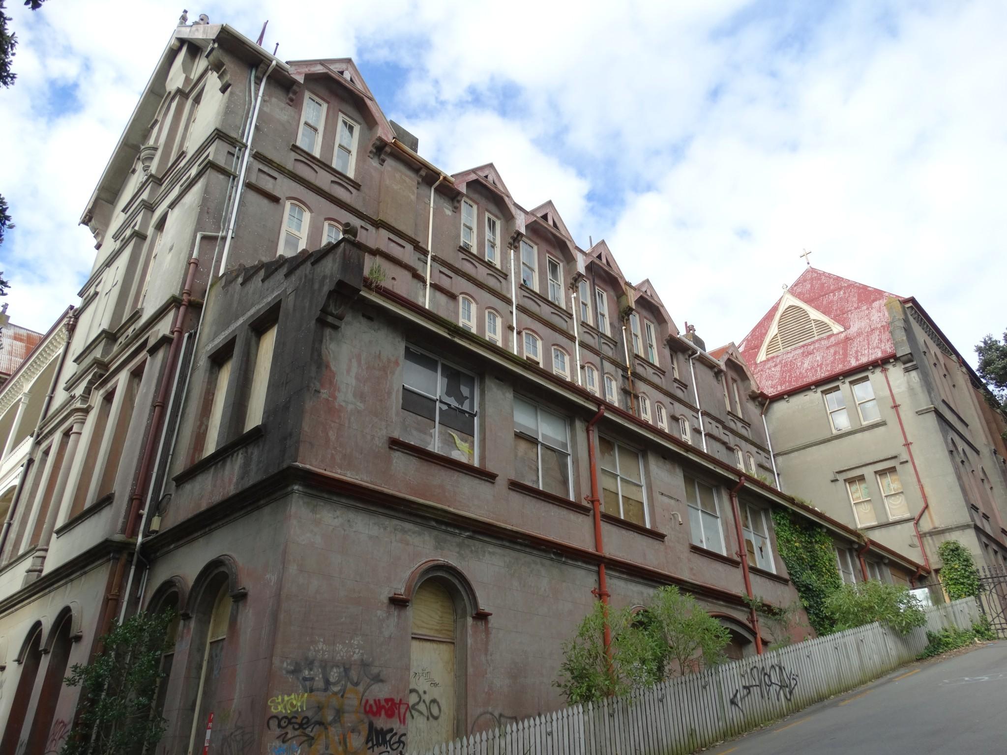 Erskine College, Wellington