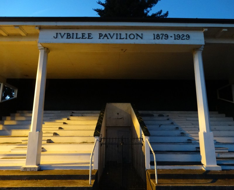 Jubilee Pavilion Shadow Person, Marton