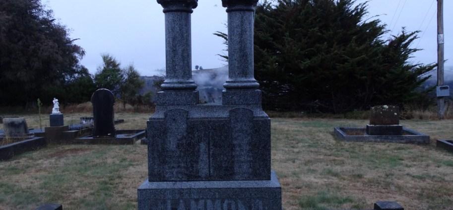 Ohingaiti Cemetery – Manawatu