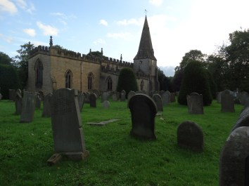 St Anne's Parish Church – Baslow